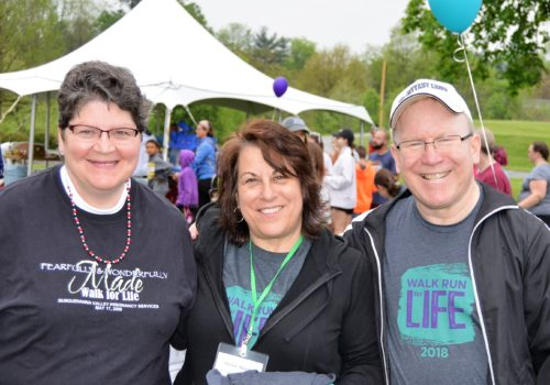 What a Wonderful Walk Run for Life 2018!