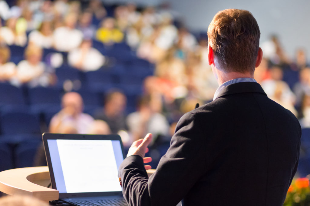 How to Prep Your Annual TED Talk