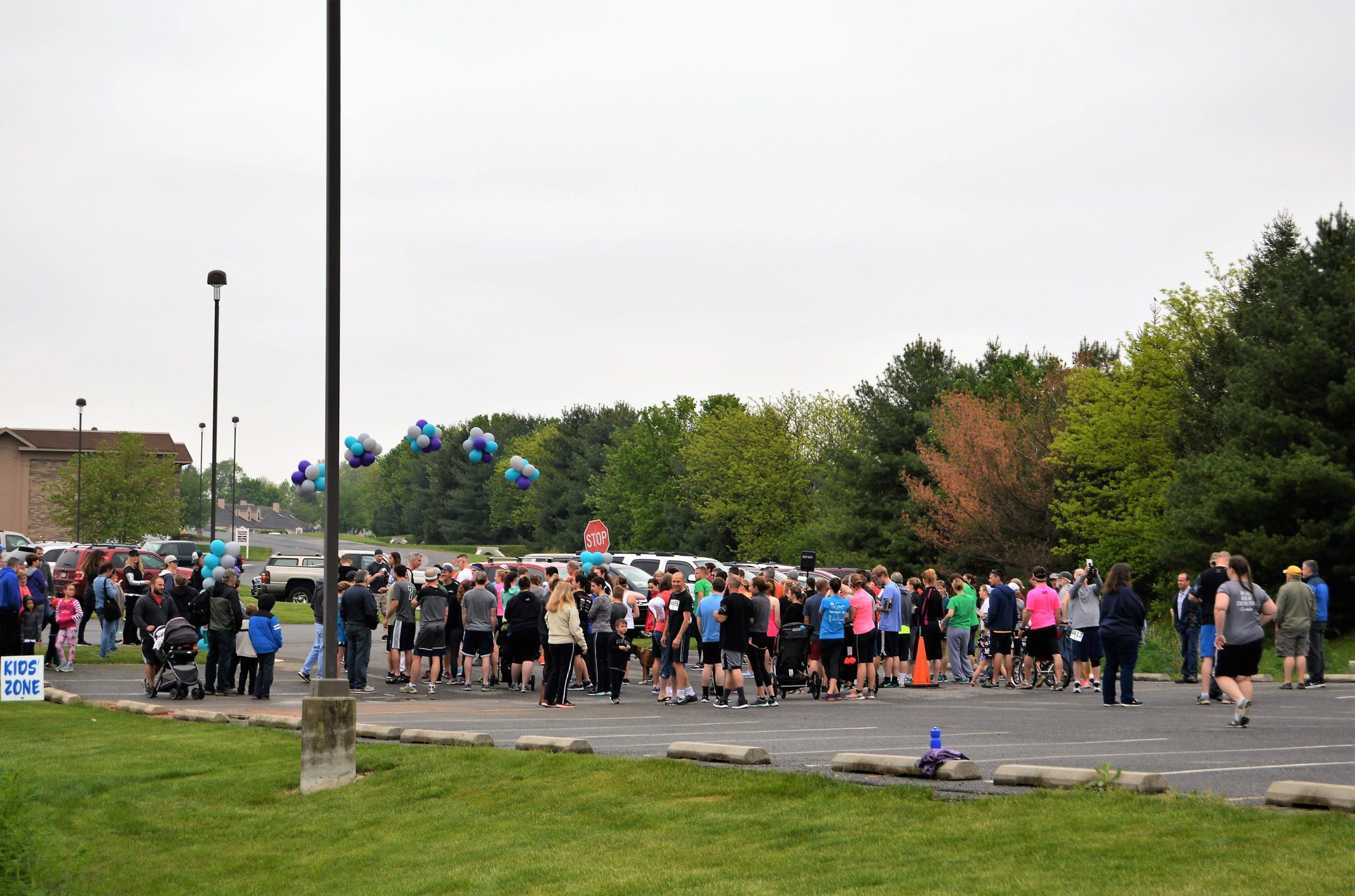 Walk Run for Life Team Leaders' Breakfast