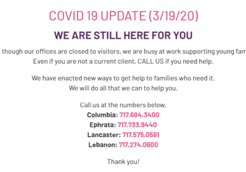 How We're Serving Clients in the COVID-19 Pandemic