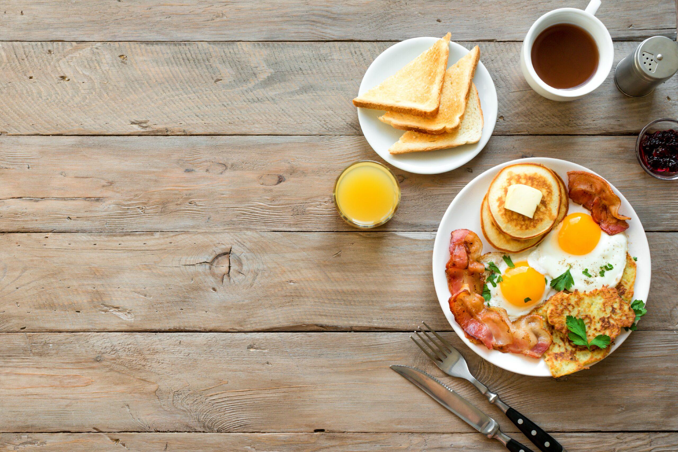 October 7 Pastors' Breakfast